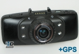 HDS-1072 - видеорегистратор 1080p +ИК подсветка +GPS модуль