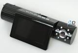 HDS-1084 - видеорегистратор 2-камерный 720p (две встроенных камеры)