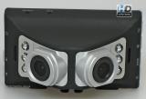 HDS-1118 Видеорегистратор 1080p с углом обзора 180° (2 камеры)