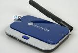 TV Box CSQ CS918II (Rockchip RK3288 1.8GHz Quad-Core / RAM 2Gb / ROM 16Gb / Android 4.4.2) Wi-Fi-Dual 2.4Ghz/5Ghz / H.265/HEVC / 4K / BD ISO / IPTV