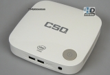 TV Box CSQ CSW9 / THD VX2 (Intel Celeron J1900 2.42Ghz Quad-Core / RAM 2Gb / HDD 500Gb / Windows 10 x64 / Wi-Fi 2.4Ghz / H.265/HEVC / 4K / 3D BD ISO / IPTV