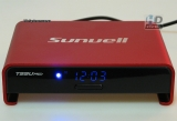 TV Box Sunvell T95U PRO (Amlogic S912 2.0GHz Octa-Core / RAM 2Gb / ROM 16Gb / Android 6.0.1) Wi-Fi-Dual 2.4Ghz/5Ghz / H.265/HEVC / 4K / 3D BD ISO / IPTV