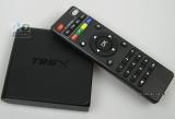 TV Box Sunvell T95X (Amlogic S905X 2.0GHz Quad-Core / RAM 2Gb / ROM 8Gb / Android 6.0.1) Wi-Fi 2.4Ghz / H.265/HEVC / 4K / 3D BD ISO / IPTV