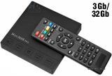 TV Box Beelink MINI M8S PRO (Amlogic S912 Octa-Core / RAM 3Gb / ROM 32Gb / Wi-Fi-Dual 2.4Ghz/5Ghz / 4K / OS Android)