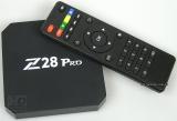 TV Box Z28 PRO (Rockchip RK3328 1.5GHz Quad-Core / RAM 2Gb / ROM 16Gb / Android 7.1.2) Wi-Fi 2.4Ghz / H.265/HEVC / 4K / IPTV