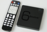 TV Box Beelink GS1 (AllWinner H6 Quad-Core / RAM 2Gb / ROM 16Gb / Wi-Fi-Dual 2.4Ghz/5Ghz / 6K / USB3.0 / OS Android)