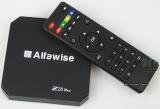 TV Box Alfawise Z28 PRO (Rockchip RK3328 Quad-Core / RAM 2Gb / ROM 16Gb / Wi-Fi-Dual 2.4Ghz/5Ghz / 4K / USB3.0 / OS Android)