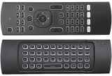 HDS-1457 - АэроМышь + Клавиатура (с подсветкой, голосовой поиск, обучаемые кнопки, питание от батареек)