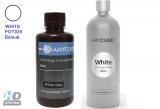 Anycubic UV Resin - White 500ml [POT039] Белая (Фотополимерная Смола)